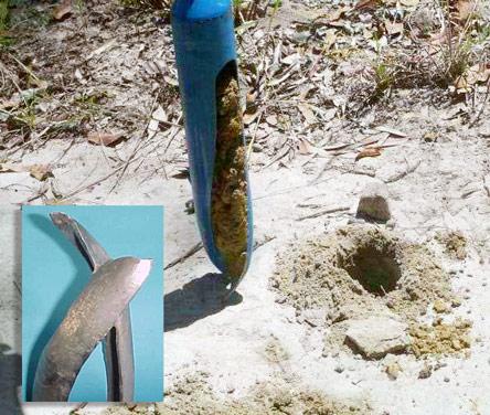 dormer soil auger